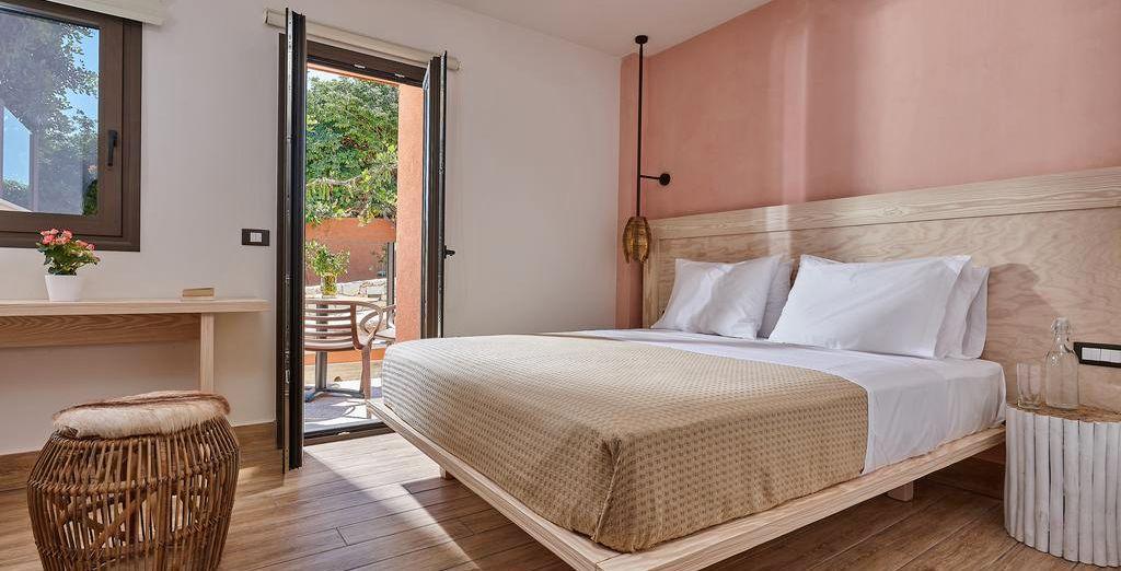Dotate di moderni comfort ed ambienti eleganti