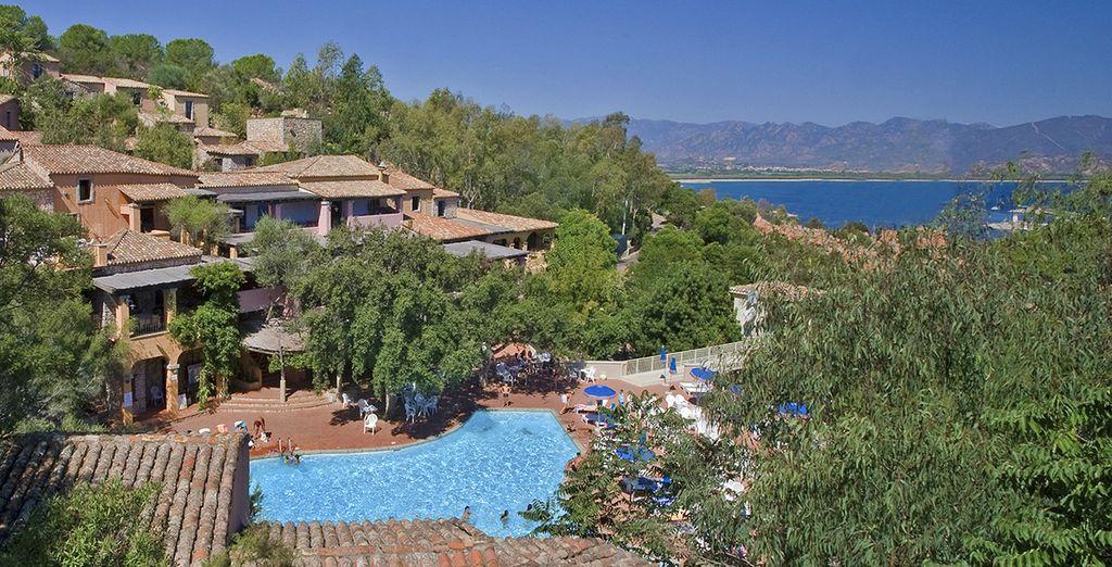 Il Borgo Cala Moresca è pronto ad accogliervi
