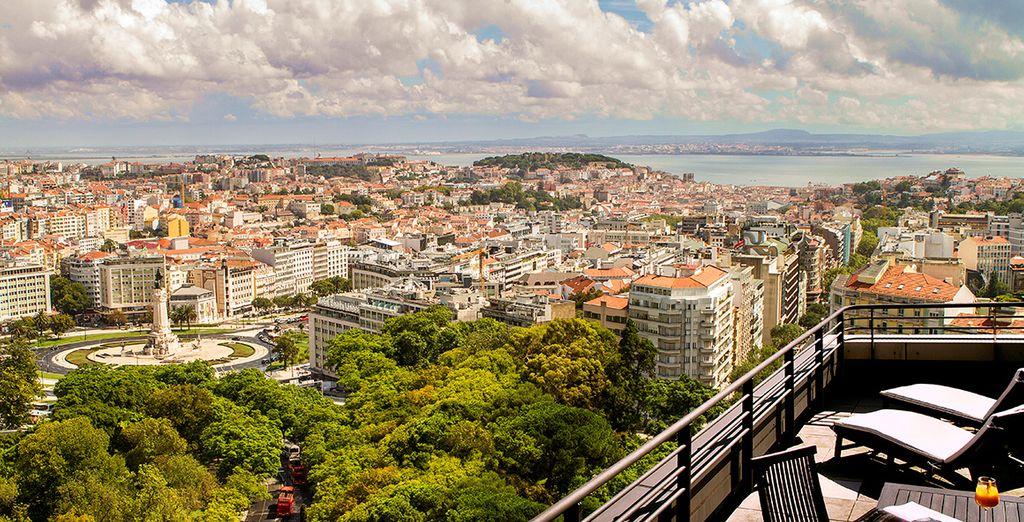 Godetevi il soggiorno nella capitale portoghese