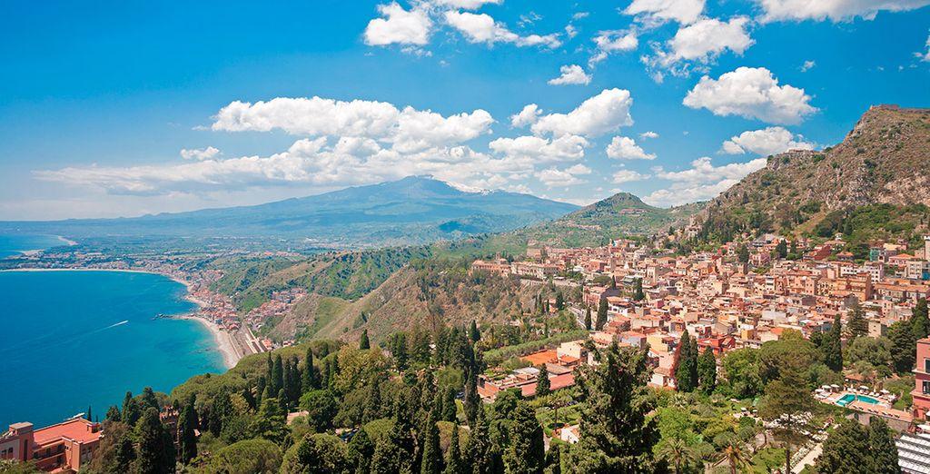 ed ammirate la maestosità dell'Etna in tutto il suo fascino.