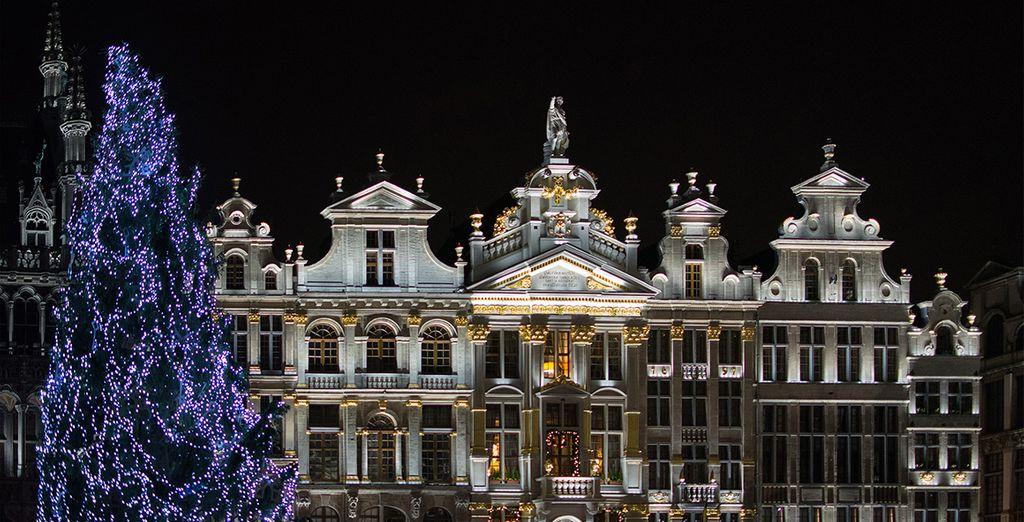 L'incantevole palazzo reale