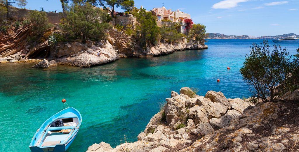 e il mare delle Baleari vi lasceranno senza fiato