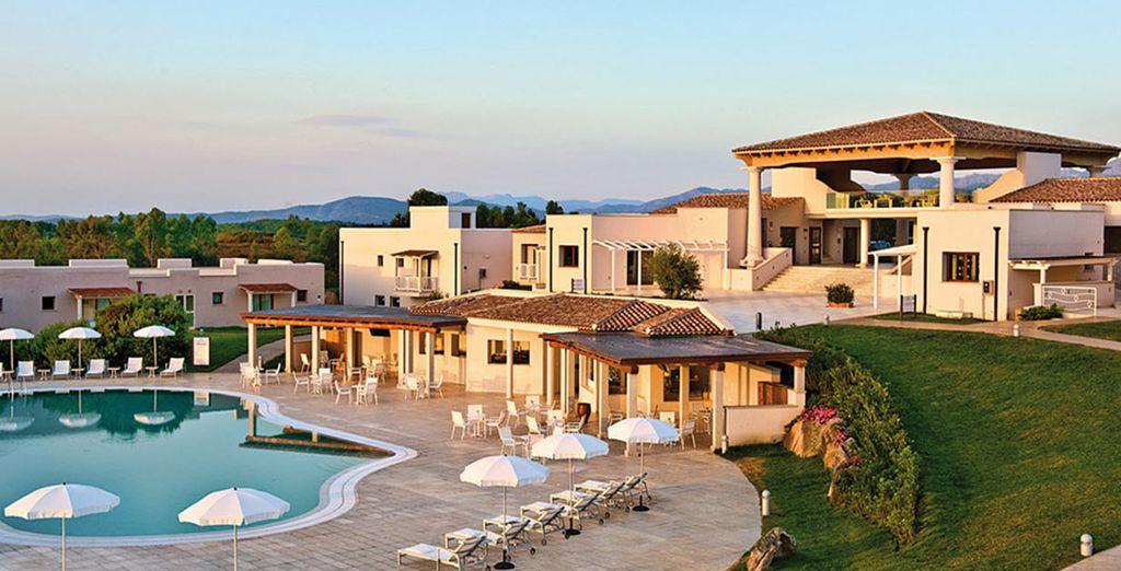 Il Resort Grande Baia vi attende