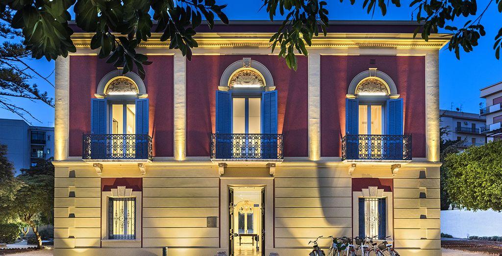 Una residenza storica del XIX