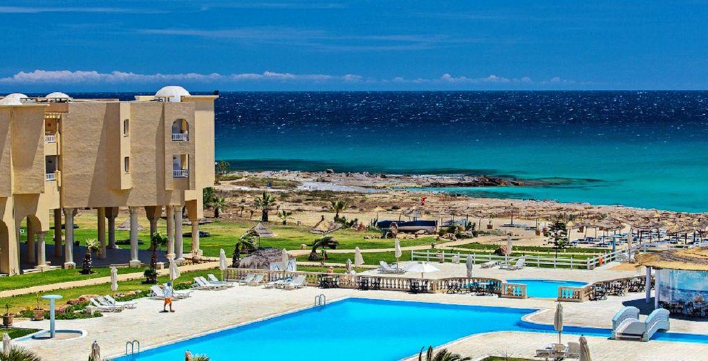 Partite per un soggiorno tra relax e divertimento in Tunisia