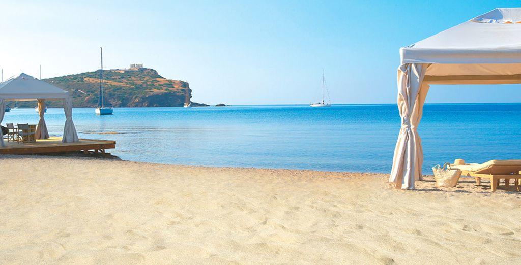 Abbronzatevi al sole della Grecia