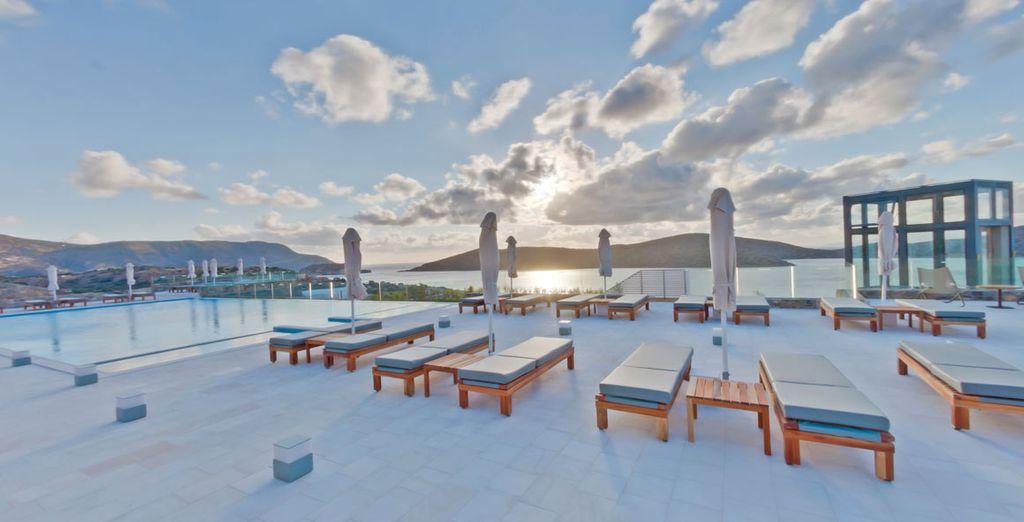 Questo incantevole resort