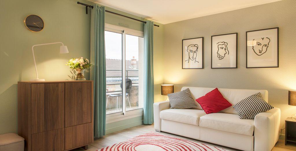 Appart'hotel villa Daubenton vi aspetta nel cuore del Quartiere Latino