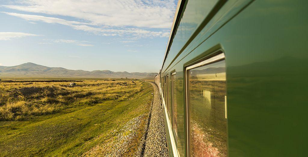 Prima di intraprendere il percorso ferroviario più lungo del mondo