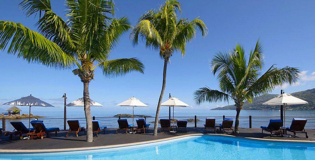Tra piscine, spiagge e bar, le vostre giornate saranno piene di divertimento