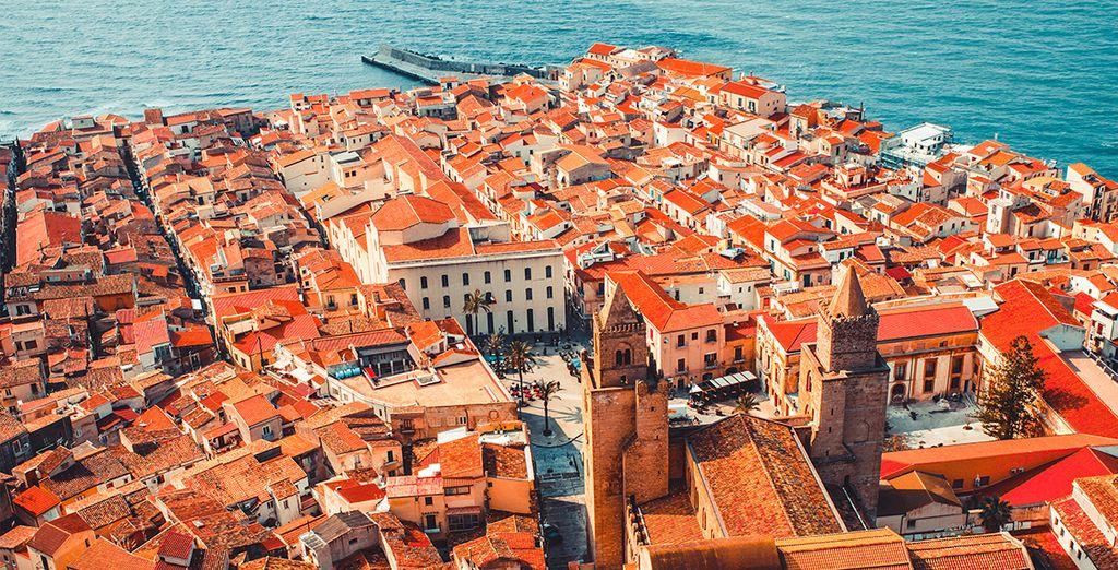 Cefalù è uno dei borghi più belli d'Italia