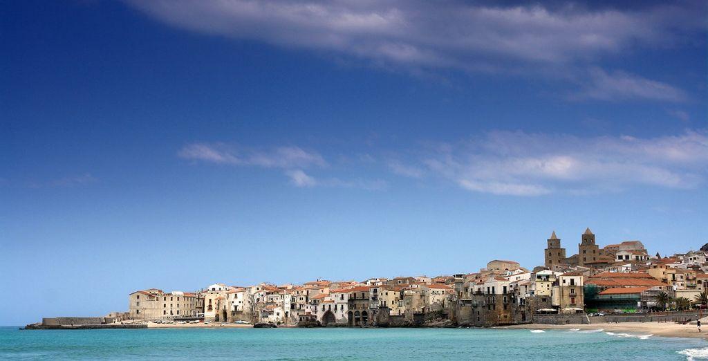 Cefalù ha una delle spiagge più famose al mondo