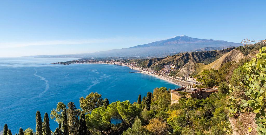 Partite per un soggiorno di relax in Sicilia