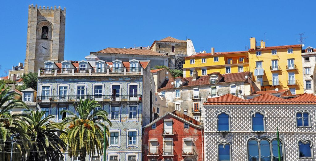 Partite alla scoperta di Lisbona, la città sui Sette Colli