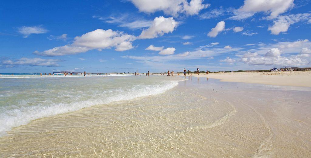 Vi aspettano spiagge incantate e paesaggi indimenticabili