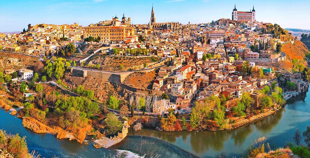Partite per un fantastico viaggio in Spagna