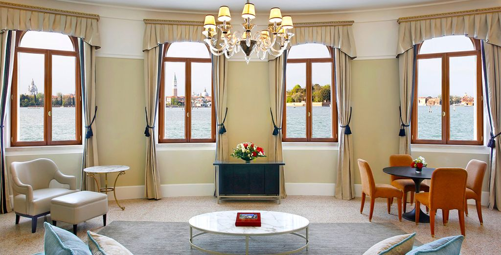 Partite per un soggiorno all'insegna di lusso e raffinatezza