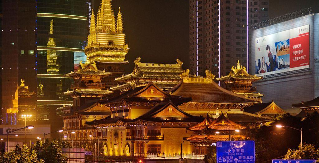 Shangai regala un'atmosfera di grande suggestione