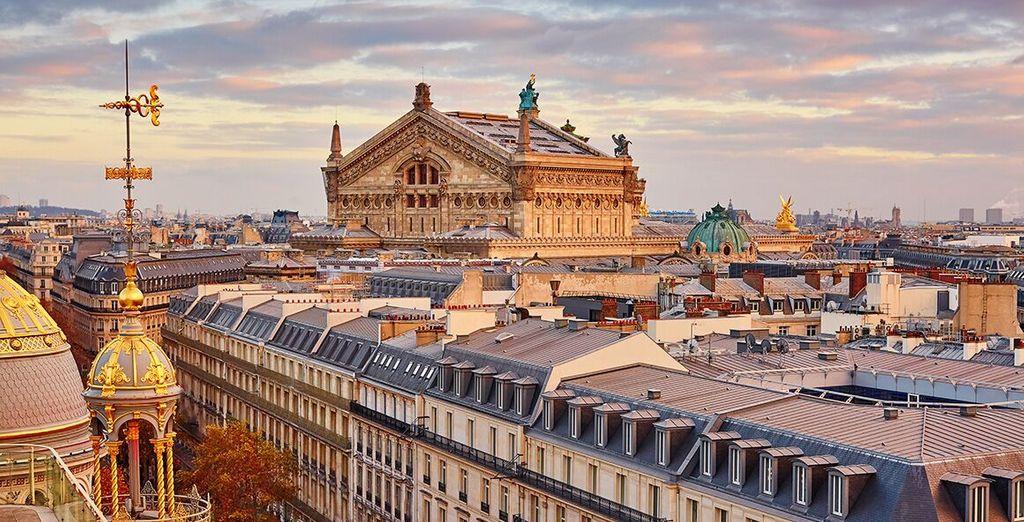 Preparatevi ad un soggiorno di classe e fascino nell'intramontabile Parigi