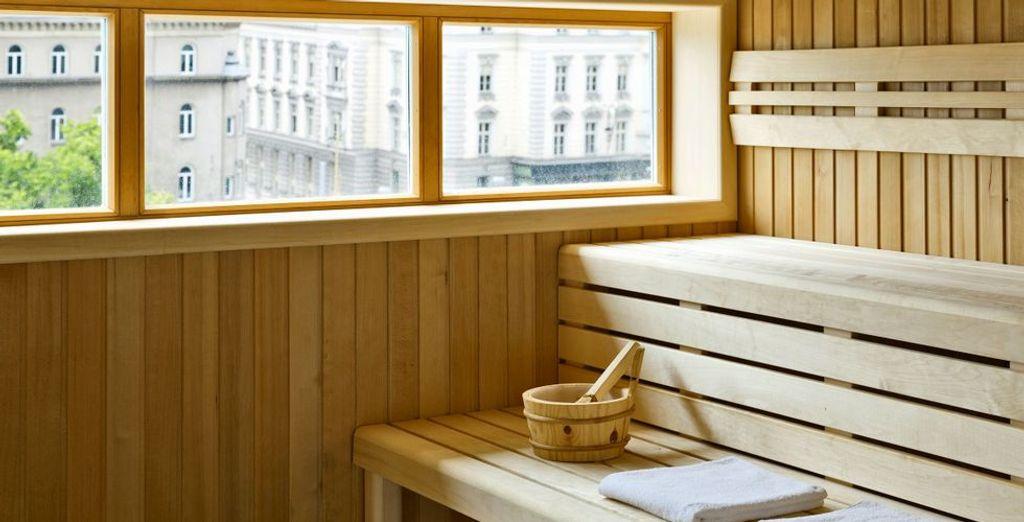 dove troverete una sauna