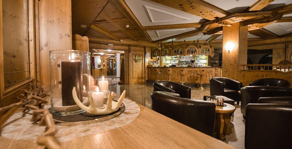 Il bar vi attende per un drink con gli amici