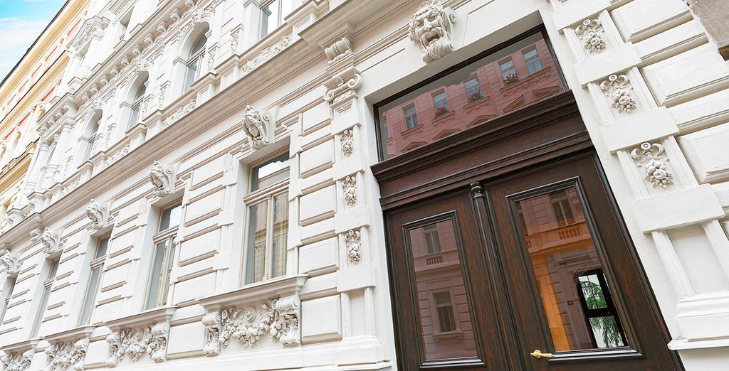 Un eccellente hotel nel cuore di Praga vi aspetta