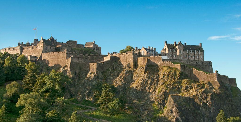 visiate il suo famoso Castello