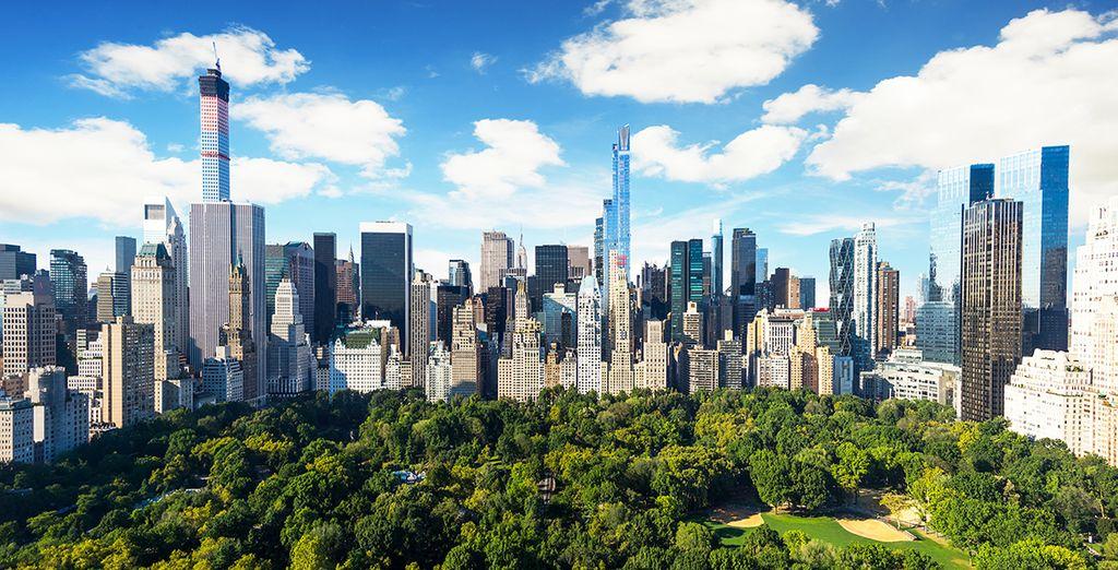Partite per New York