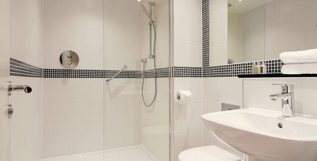 puliti e ben organizzati, gli appartamenti sono di recente apertura