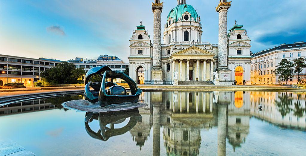 Scoprite Vienna, dove storia e modernità si combinano alla perfezione