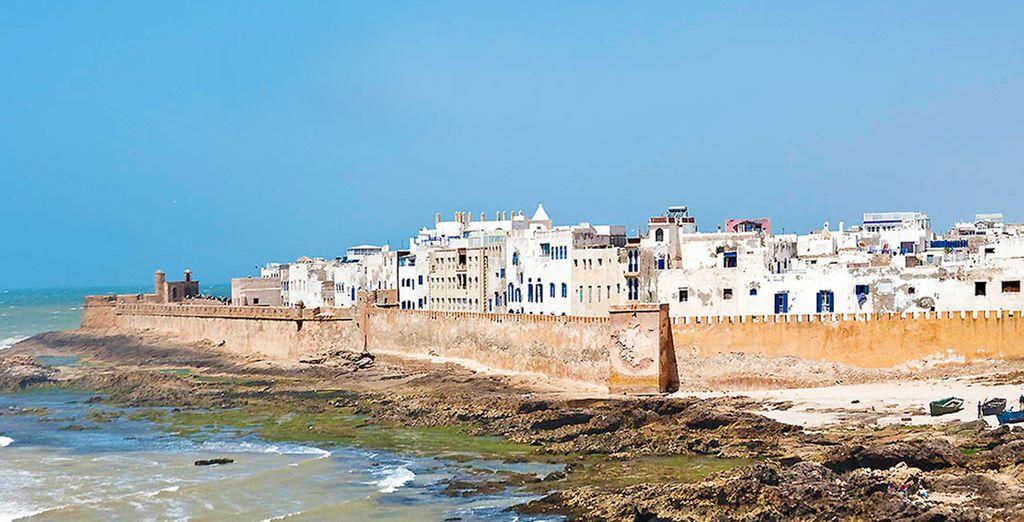 In un luogo magico e suggestivo, quale è il Marocco.