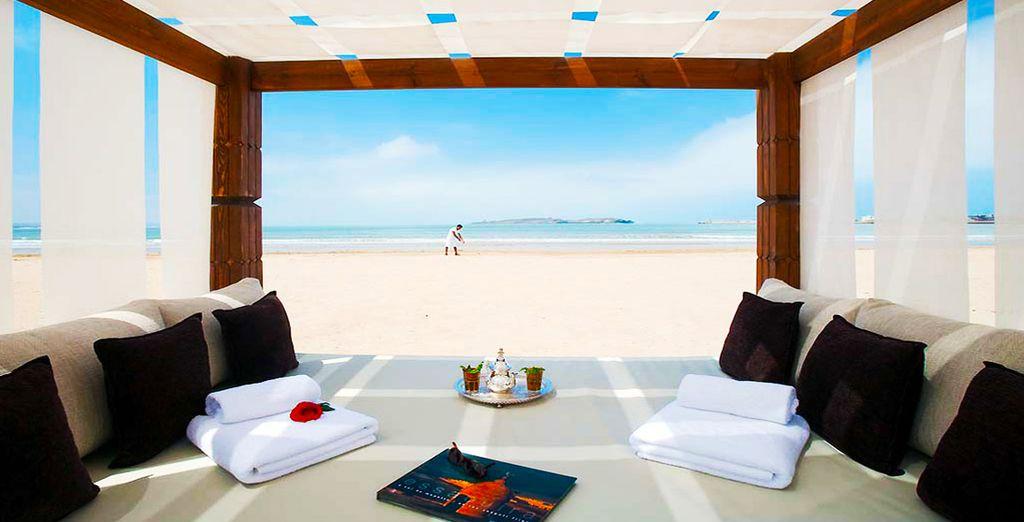 Ad Essaouira il vostro lussuoso hotel 5* in tipico stile marocchino vi attende