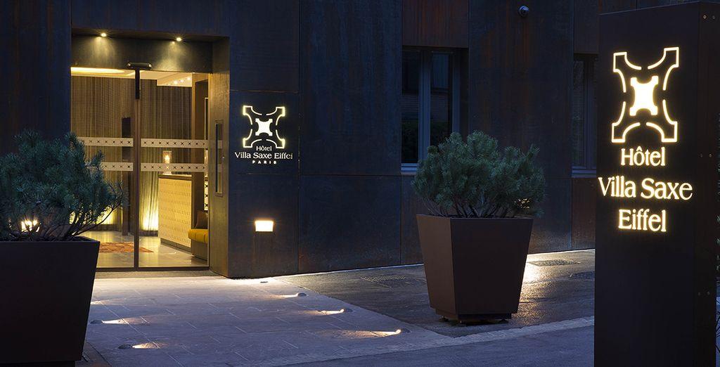 L'Hotel si trova in pieno centro