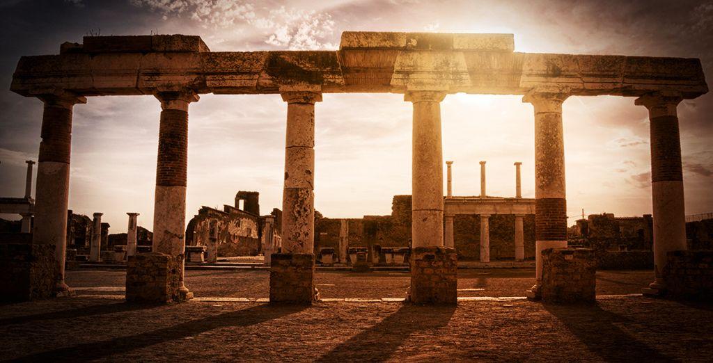 Un sito archeologico unico al mondo