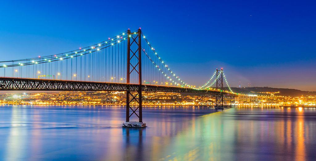 Visitate le principali attrazioni di Lisbona
