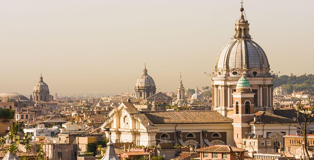 Punto di partenza ideale per scoprire Roma e le sue meraviglie