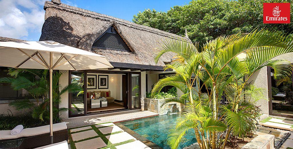 Seguiteci sulla costa orientale di Mauritius