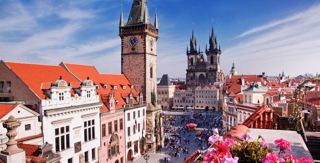 Partite per Praga e scoprite tutte le sue meraviglie