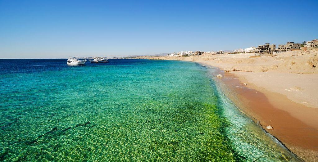 Sharm vi rimarrà nel cuore.