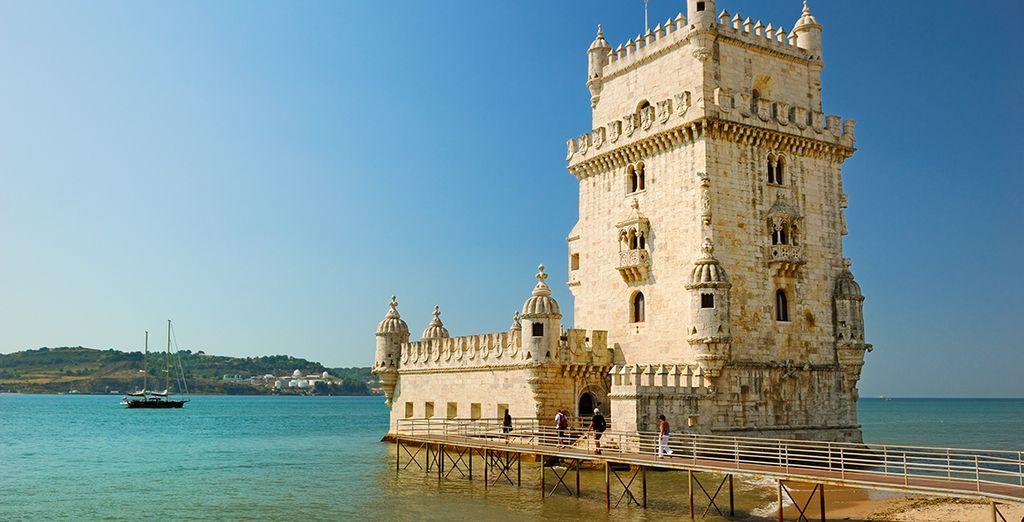 nel cuore della magica Lisbona