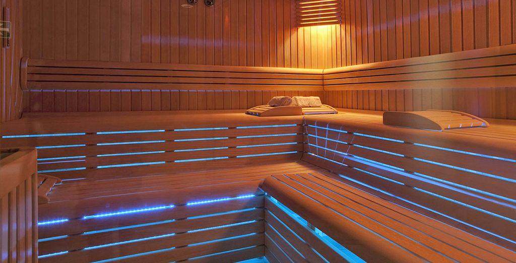Bagno turco, hammam e sauna...