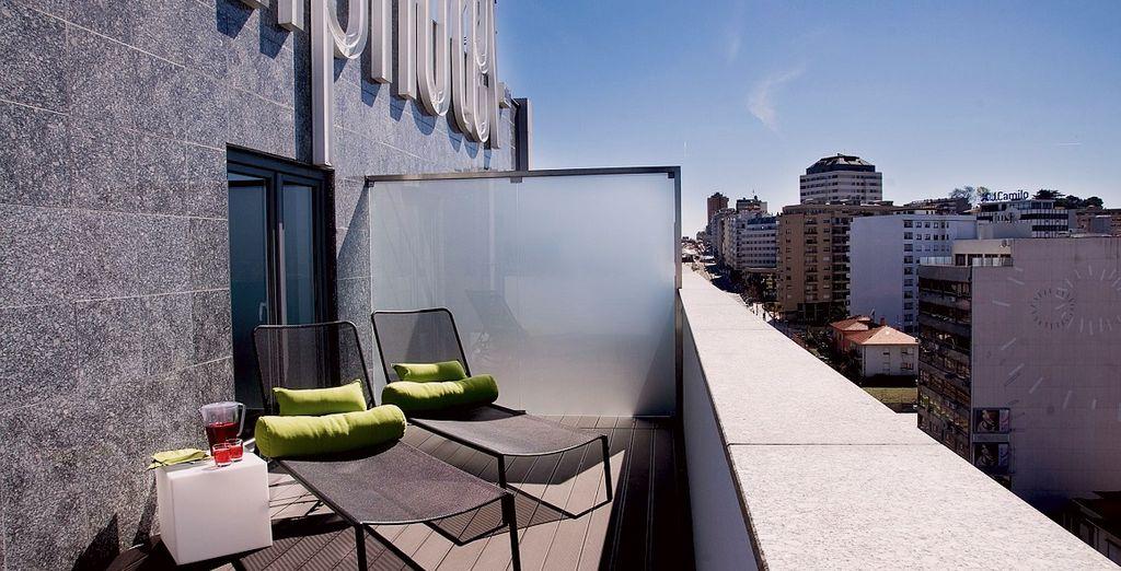 Il vostro hotel a Vila Nova de Gaia di Porto vi attende