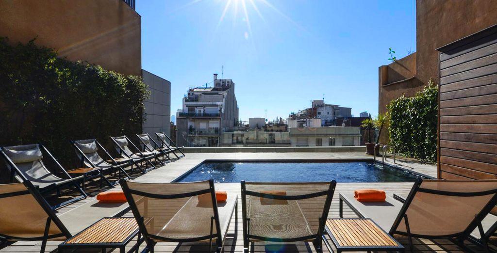 Vi abbronzerete al sole della Catalogna