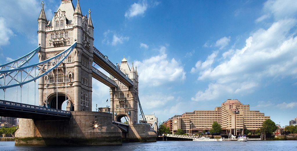 Partite alla scoperta di Londra, una delle città più belle ed importanti di tutta Europa.