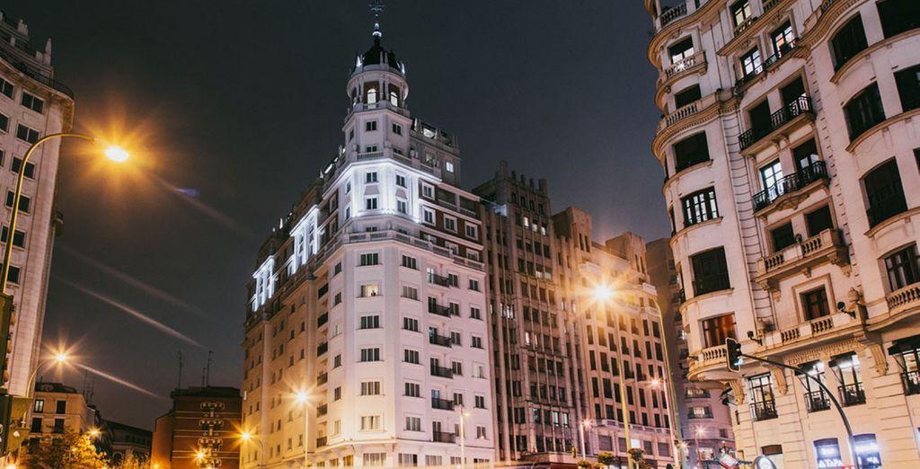 Il Dear Hotel 4* vi dà il benvenuto in una posizione strategica in centro città