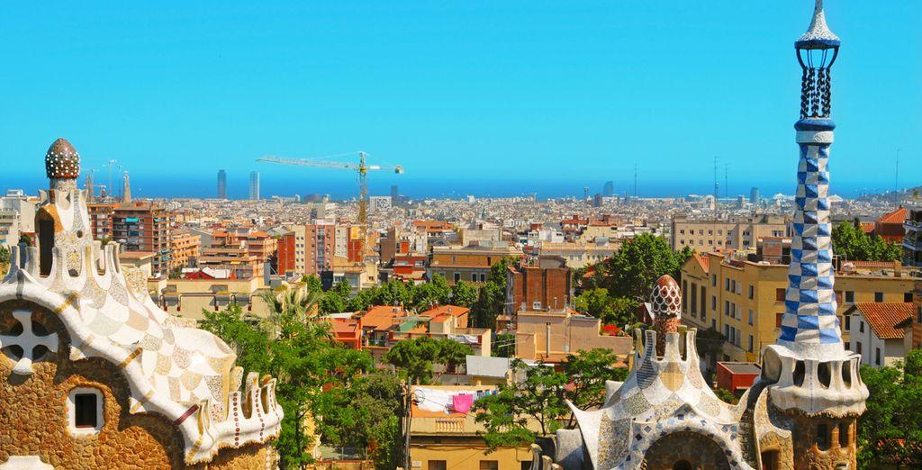 Vagate per Barcellona, una città tutta da scoprire