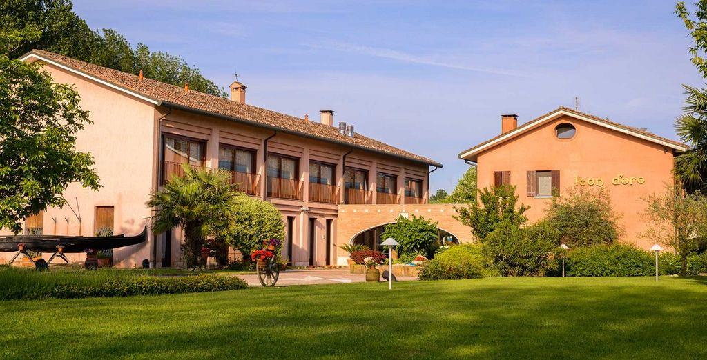 Relais Leon D' Oroa a Padova