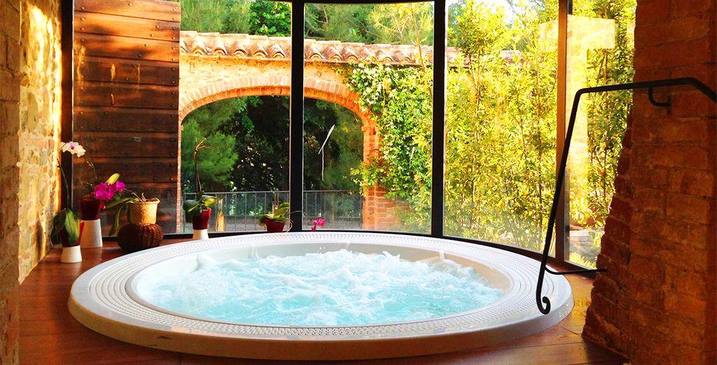 Vivete un soggiorno di charme e relax a 5*