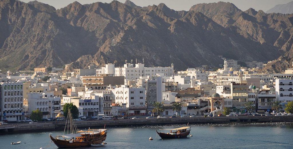 Visiterete Muscat