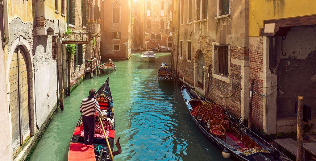 Partite per un soggiorno a 4* nel cuore di Venezia